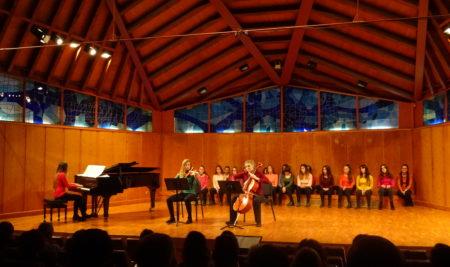 """Concert dins del Cicle Joves Intèrprets a L'Auditori Pau Casals: """"COSINT CANÇONS"""""""